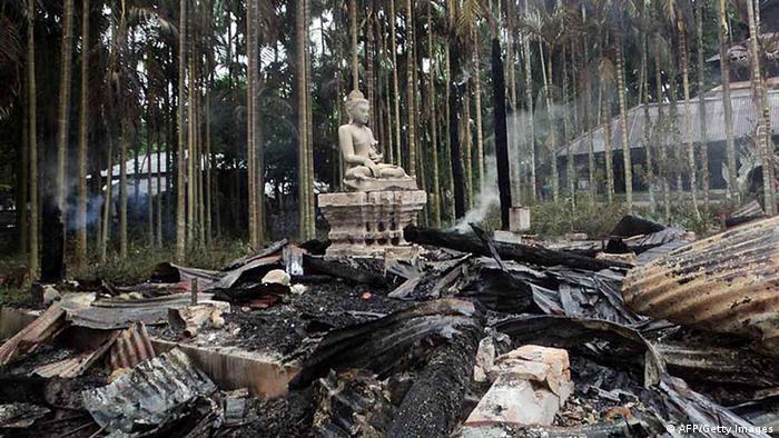 Bangladesch Dhaka Anschlag Tempel (AFP/Getty Images)