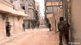 مخالفان سوری حزبالله را به مشارکت در سرکوب مردم سوریه متهم میکنند