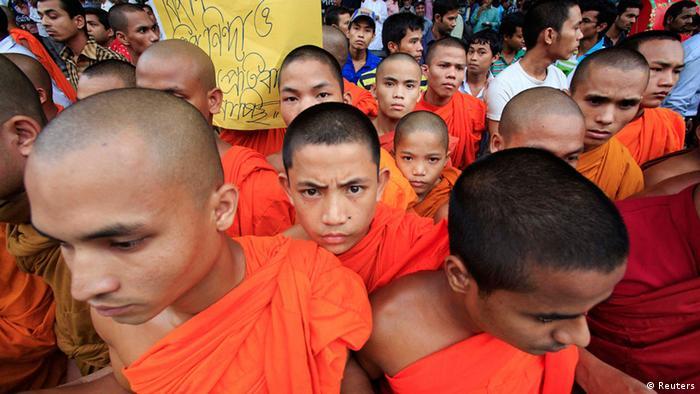Bangladesch Dhaka Anschlag Tempel (Reuters)