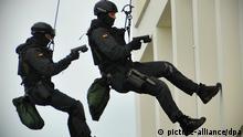 Spezialeinheit GSG 9 Bundespolizei Wiesbaden NSU
