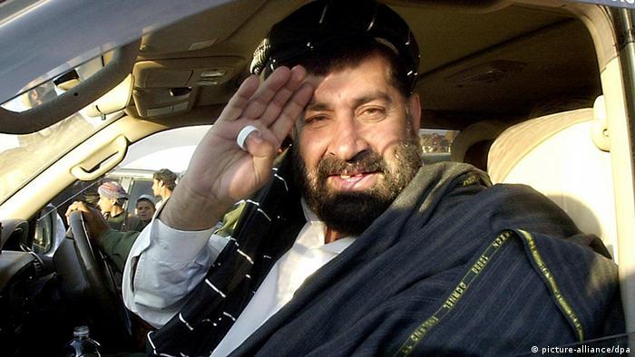 Kandahar Gul Agha Sherzai Schersai Governeur (picture-alliance/dpa)