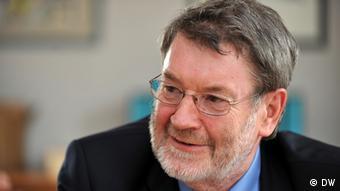 Dr. Günther Petry, Oberbürgermeister der Stadt Kehl am Rhein (Foto: DW/Per Henriksen)