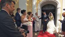 02.10.2012 DW Deutschland heute Hochzeit