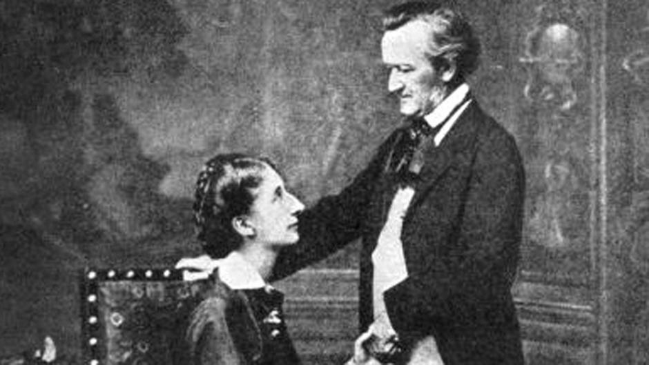 Resultado de imagem para Richard Wagner
