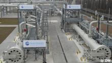 Inbetriebnahme der Ostseepipeline Nord Stream
