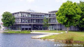 Έδρα του ιδρύματος Bertelsmann στο Γκύτερσλο