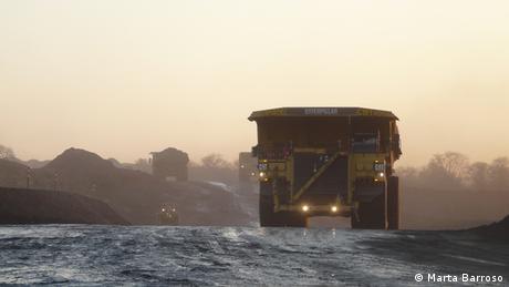 Carvão de Moçambique: uma região em brasa