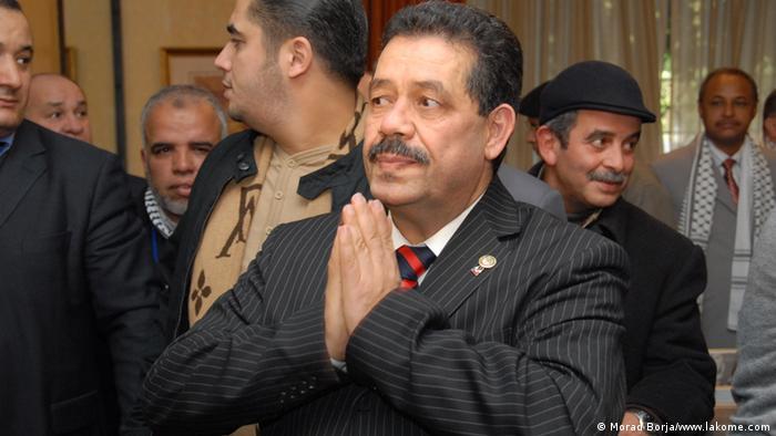 ###ACHTUNG! NUR FÜR DIE ARABISCHE REDAKTION VERWENDBAR### Porträt von Hamid Chabat, neuer Cher der Partei Istiklal, nationalistischer Partei in Marokko Kopierechte: Bakili Said, der Leiter der Lakome marokkanischer web Seite hat mit Mail der Kopierechte frei kosten für DW arabisch abgegeben Datum, Aufnahme: Rabat 25 September 2012