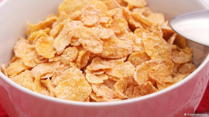 Bowl of cornflakes (Fotolia/manla)