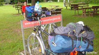 Urlaub mit dem Fahrrad in Deutschland