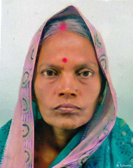Freiheitskämpferin Shefali Rani