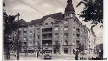 Foto von einer alten Berlin-Postkarte (1924). Postkarte am Flohmarkt ersteigert, umfotografiert privat von unserem Mitarbeiter Wladimir Ansikeew für ein Bericht über das Leben von russischen Dichterin Marina Zwetajewa in Berlin.
