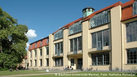 Universidade Bauhaus em Weimar