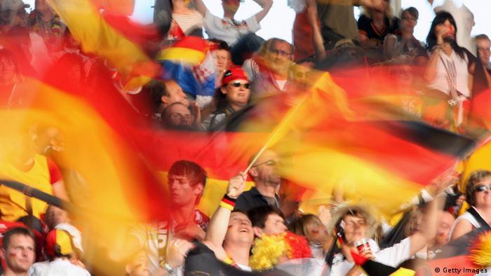Fußball WM 2006 Deutschland