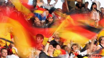 Чемпионат мира по футболу прошел в Германии в