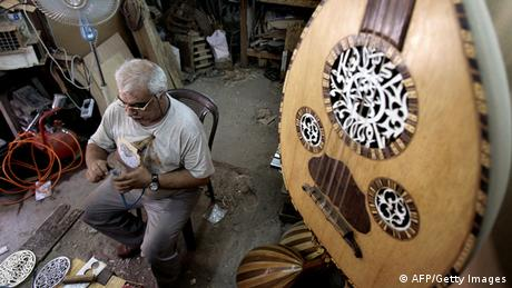 Arabische Laute Oud