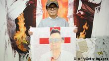 Song Byeok Künstler Nordkorea