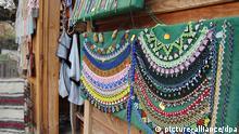 Rumänien - Handel mit Handarbeiten