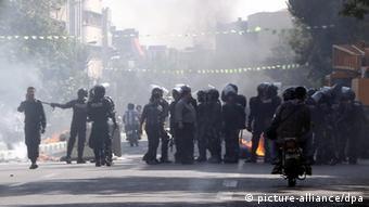 Iran Protest Währung