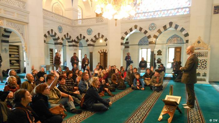 Tag der offenen Moschee Sehitlik Moschee