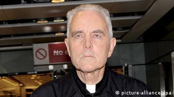 Bispo Richard Williamson, em 2009