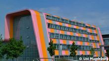 Otto-von-Guericke-Universität Magdeburg. Copyright: Uni Magdeburg