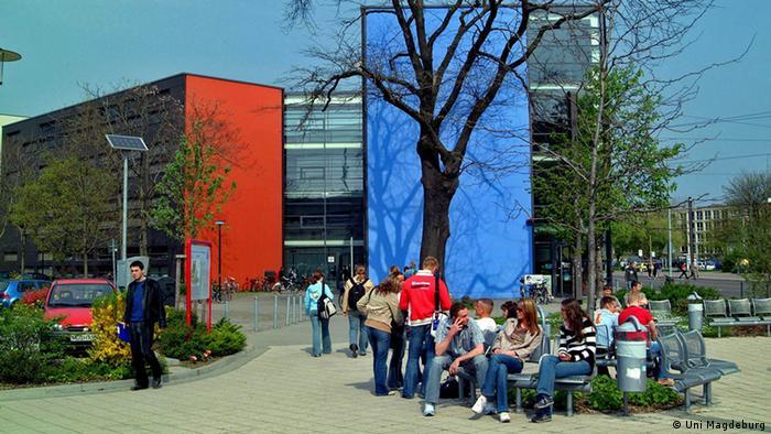 Магдебурзький університет