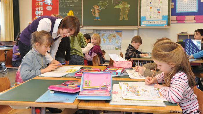 Schulleistungsvergleich Deutschland