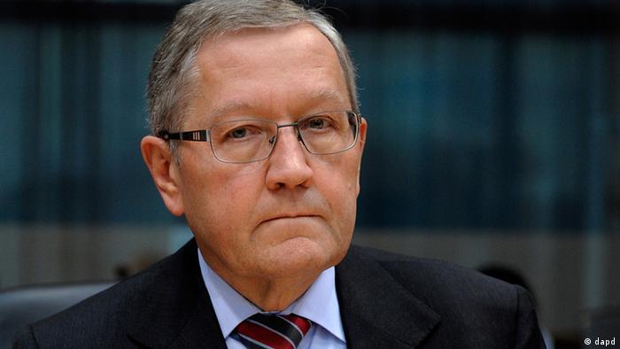 EU Deutschland Euro Währung Klaus Regling von EFSF (dapd)