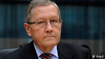 Ο Κλάους Ρέγκλινγκ είναι ένας από τους Γερμανούς που κατέχουν κορυφαία αξιώματα στην Ευρώπη