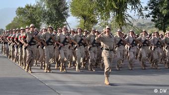 ارتشیان روسیه در تاجیکستان