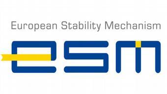 EU Euro Währung Logo ESM
