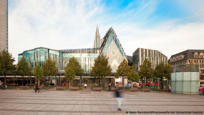 Лейпцигский университет