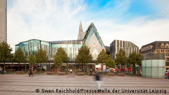 Campus der Universität Leipzig (Foto: Swen Reichhold/Universität Leipzig)