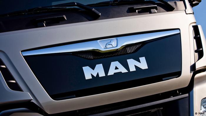 Автомобиль MAN