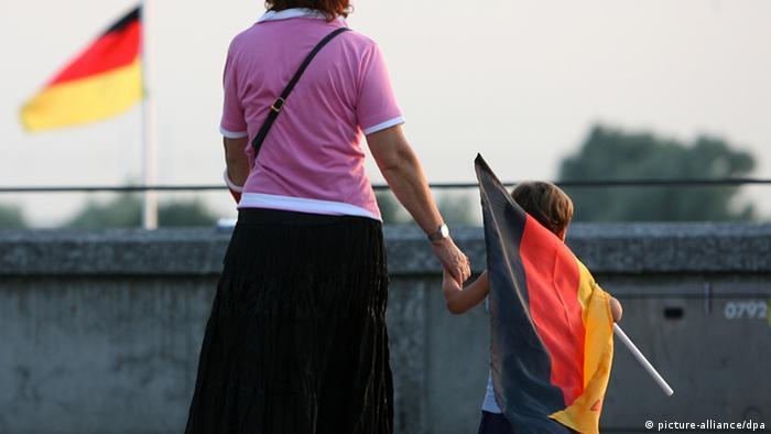 Symbolbild Tag der Deutschen Einheit