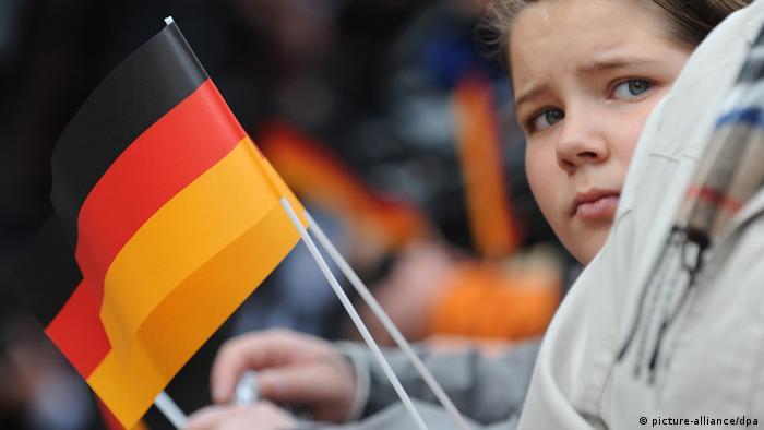 Symbolbild Tag der Deutschen Einheit (picture-alliance/dpa)
