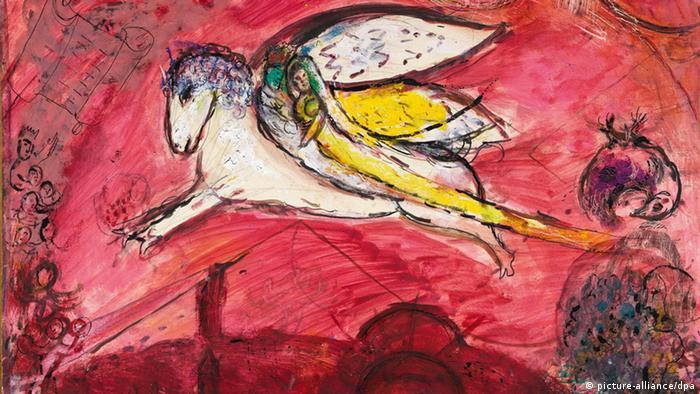 Picasso-Museum Münster Marc Chagall und die Bibel