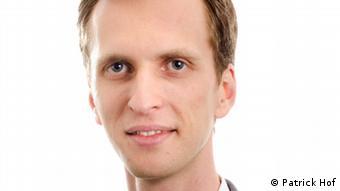Portrait von Patrick Hof (Foto: privat)