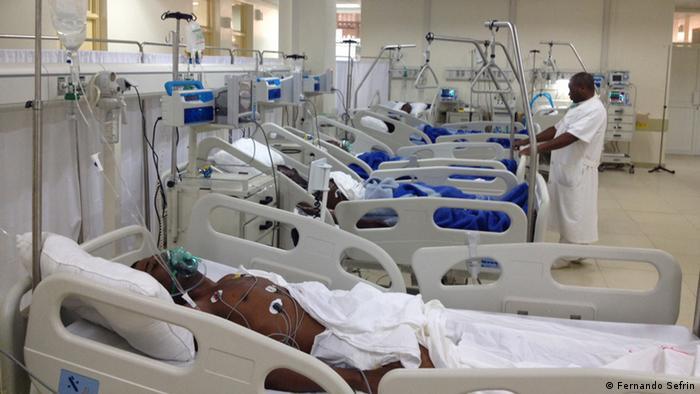 Angola apela à cooperação portuguesa no setor da saúde