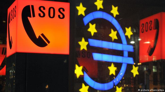 Euro sign (photo: dpa)