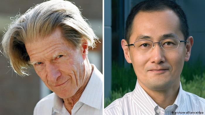 Briton John Gurdon and Japanese Shinya Yamanaka