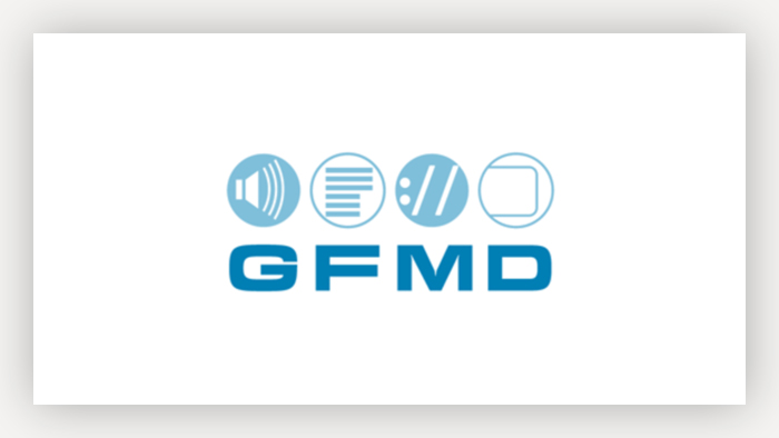 Logo des Global Forum for Media Development (GFMD)