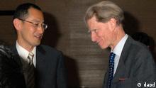 Schweden Japan Großbritannien Nobelpreis Medizin an Shinya Yamanaka und John B. Gurdon