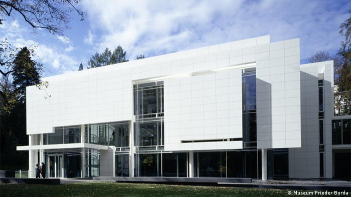 Architekt Richard Meier Museum Frieder Burda