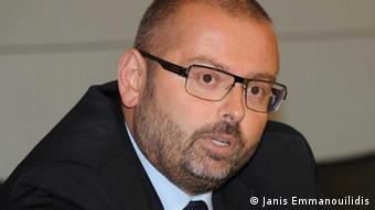 Janis Emmanouilidis, Senior Policy Analyst at the European Policy Centre (picture: Janis Emmanouilidis)