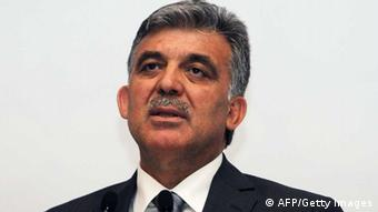 Abdullah Gül (AFP/Getty Images)