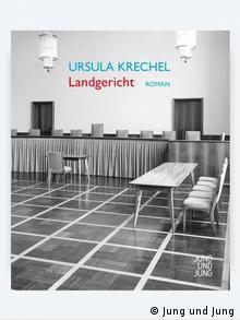 Das Cover des Buches Landgericht von Ursula Krechel