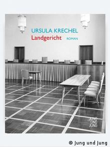 Buchcover Landgericht Ursula Krechel