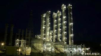 Iran Atomanlage Arak
